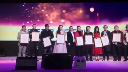 米雪等众香港明星2020年1月3日来广州亚运村参加郭安迪魔术大师跨年夜
