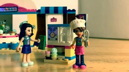 老友蛋糕房的故事