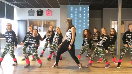 Uptown Funk - 儿童 Kids 少儿舞蹈视频教学