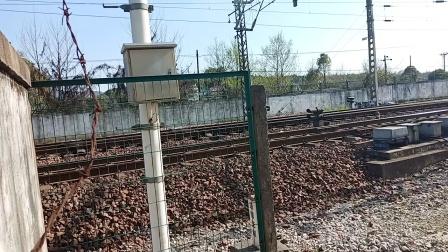 (2020.3.15)(浙赣线玉山站)电力22007,上局杭段HXD1B 0617