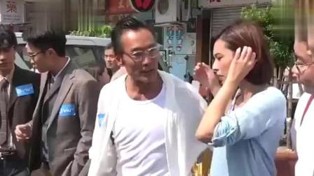 古惑仔郑浩南谈内地小鲜肉:开始我以为他是女的 不会文不会武只会害人