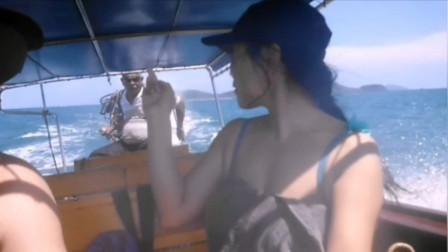 女生自由潜水闭气系列-5 人鱼姐的首次四分钟水中闭气, 目标6分钟水中闭气