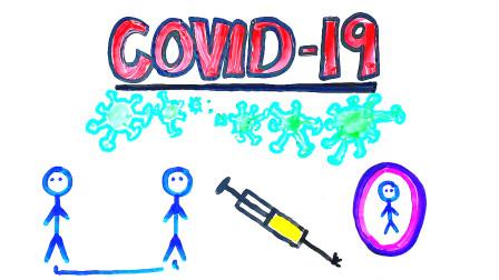 科普短片《我们与新冠疫苗的距离》,疫情带来的教训,是不该忘记!