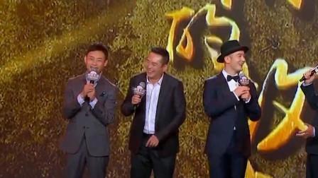 太好听了!4位优质男演员同台演唱,这是演唱的最高境界了吧