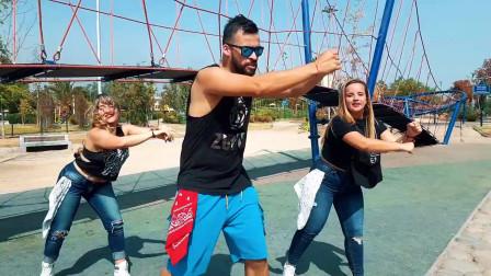 Pegao - zumba舞蹈视频教学 减肥健身舞