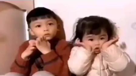 河南兄妹俩猜成语,妹妹的回答亮了,太可爱了