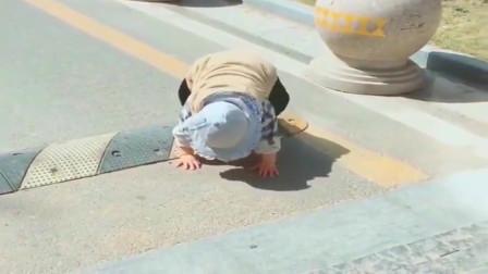 广东大哥:永远不要低估宝宝的智商,这个视频会告诉你原因