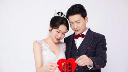 刘宏伟  王佳秀 结婚纪念