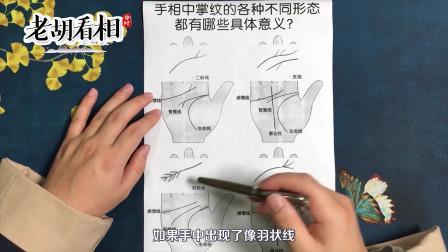 手纹看运势,4种代表运势好坏的掌纹特点,你手上有吗?