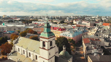 30秒镜头看波兰城市 – 相约卢布林