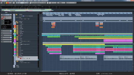 【编曲教程】周杰伦《一点点》工程分析之02钢琴、电吉他及其他配器