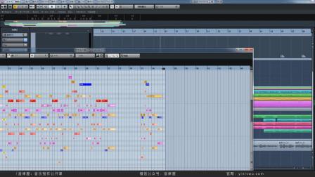 【编曲教程】周杰伦《一点点》工程分析之04弦乐讲解(下)
