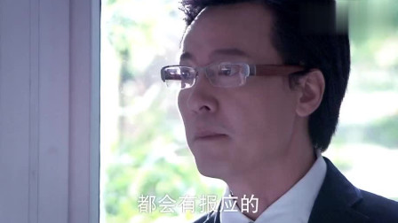 璀璨人生:余玥去医院看叶琳,不料当场碰见叶平涛,心虚极了!