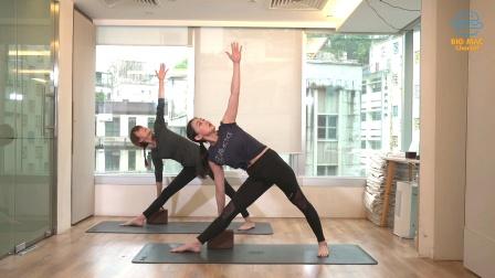 美行者 一起學瑜珈