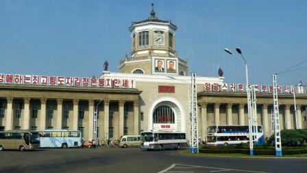 街拍   朝鲜首都——平壤!