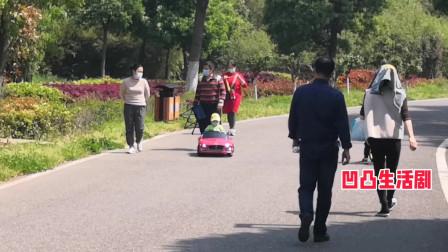 """武汉重启后,现状如何?这个司机连喊3句""""堵死了"""",说明一切"""
