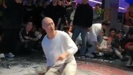 街舞3云海选 小鸡 breaking 精舞门