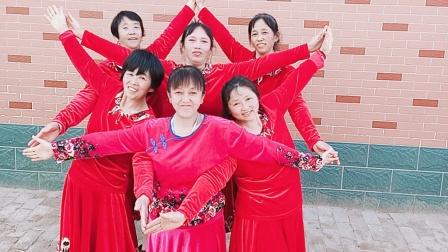 珠中阳阳舞队……男人苦女人累