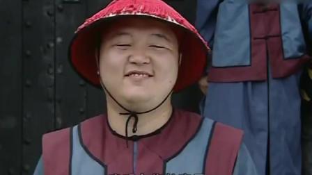 刘墉进大牢看人,被暗示要银子,刘墉拿出金牌