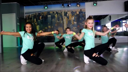 Woman like me  - 儿童 Kids 少儿舞蹈视频教学