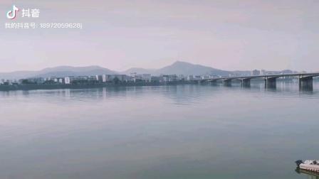 美丽的梭罗河  汉江景色  演唱  江宁