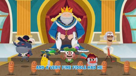 虫子家族为老国王表演跳舞还有奖励可以拿哦!爆笑虫子游戏