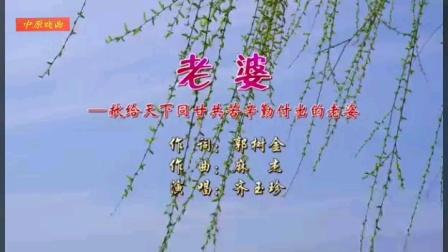倪淑玲齐玉珍等创作歌曲《老婆》