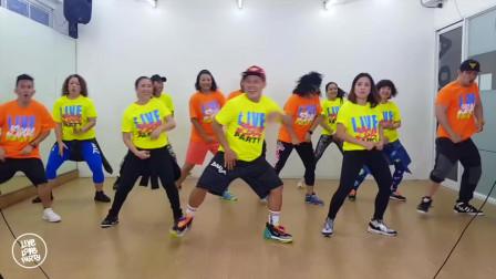 Get Ready  - zumba舞蹈视频教学 减肥健身舞