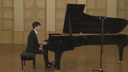 普罗科菲耶夫第七奏鸣曲 钢琴演奏  胡博