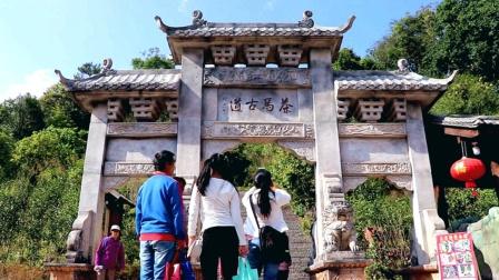 云南普洱茶马古道是迄今保存最完整,里程最长,沿途风景最好的一段茶马古道