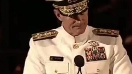 美国海军上将:要想改变世界,就先从整理床铺开始