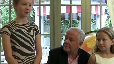 美国著名金融学家罗杰斯大女儿:我喜欢周杰伦的歌曲