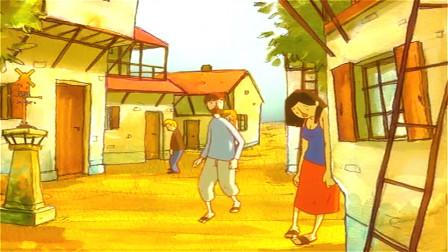 村庄时间停止了,但有个男人能随意走动,为此他想做啥就做啥!