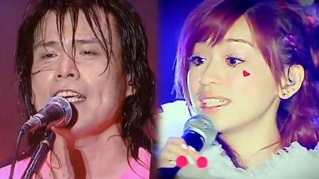 """王心凌15年前的甜歌,竟被伍佰唱出""""豪迈风""""?网友:就该这么唱"""
