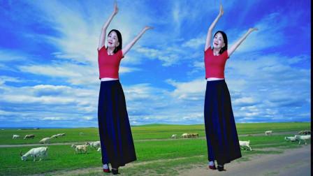天籁之音《美丽的草原我的家》风吹绿草遍地花