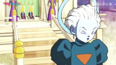 龙珠:悟空最新形态来了!全体破坏神起立致敬,唯独大神官心事重重