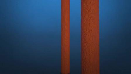 三维动画直观展示深海采矿原理,网友就是一个超大号的吸尘器啊