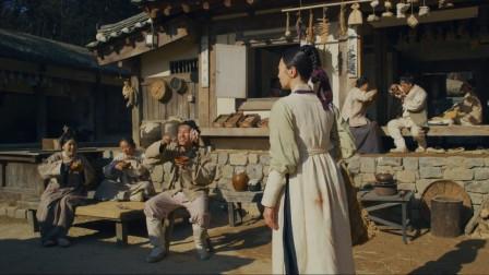 王国第一季01:8.5分惊悚韩剧,村民误食危险食物,导致全村尸变,宫斗与丧尸的完美融合