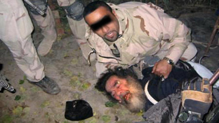 当年抓住萨达姆的那个特种兵,后来如何了?现状令人唏嘘