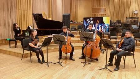 大提琴独奏《演员》,耳朵要怀孕了 上海爱乐乐团室内音乐会 20200418