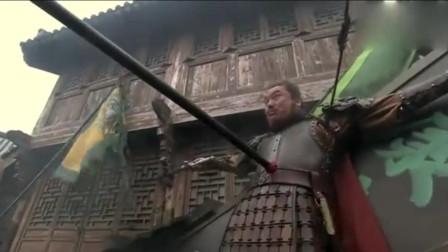见方腊被擒获,男子要去营救,却被梁山好汉一枪刺穿