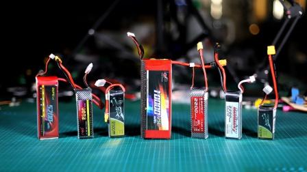 航模电池,需要知道这些!【我的第一架遥控飞机】第四集