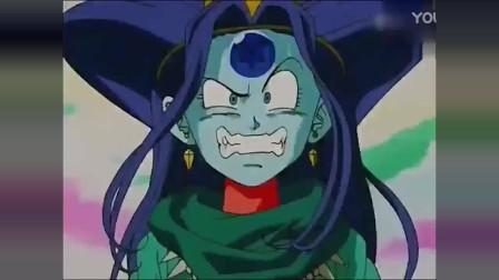 龙珠:这条龙产生的原因让悟空孙女小芳脸红了