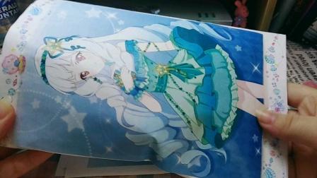 【呆】偶像活动自制食玩w白银莉莉印象款蝴蝶结主题定制w.