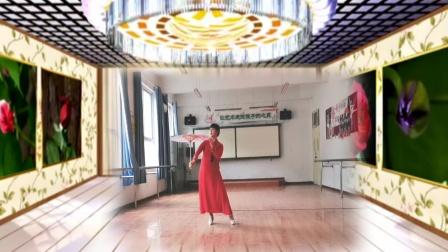 汉中镇巴英姐广场舞巜我的祖国》