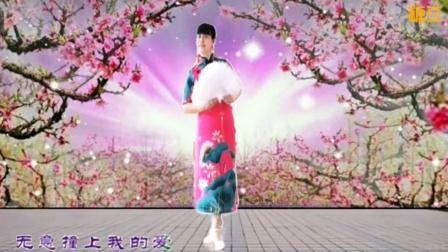 汉中镇巴英姐广场舞旗袍秀巜中国大舞台》