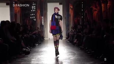 太漂亮了 Versace 时尚 发布  秋冬 米兰 时装周