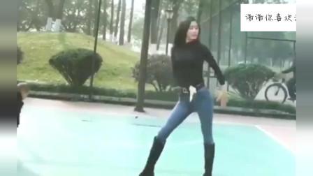如此妖娆的舞蹈,只能自己老公欣赏