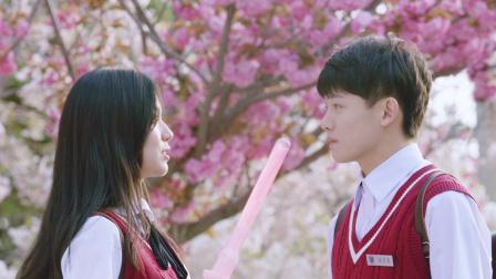 《我的刺猬女孩》:花絮:揭秘浪漫樱花树下幕后,正片看不见的爆笑场景
