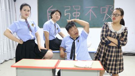 老师公布高考成绩,没想学霸考751分比满分还多一分,太有才了
